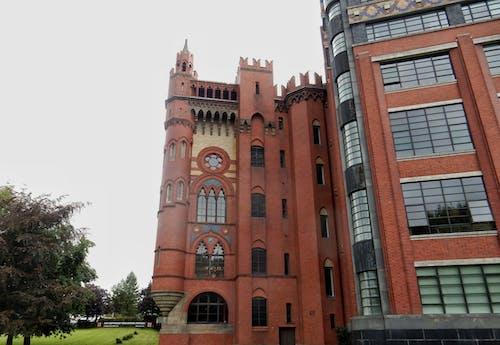Foto profissional grátis de construção, edifício antigo, exterior do edifício