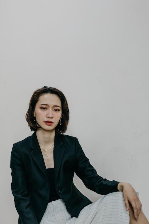 Foto profissional grátis de Asiático, fotografia de retrato