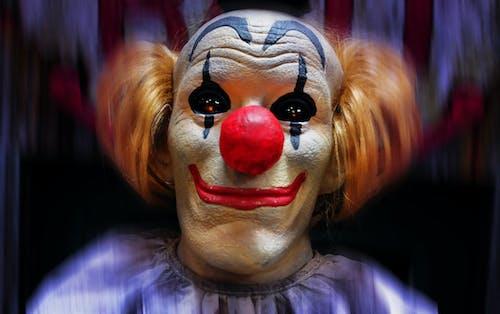 Безкоштовне стокове фото на тему «клоун хеллоуїна йохана боса»