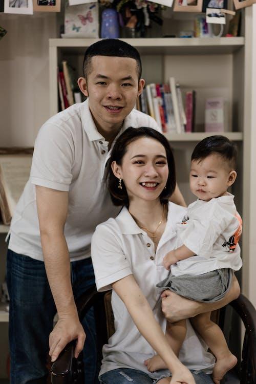 Foto profissional grátis de família