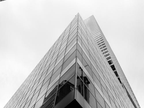 Free stock photo of black and white, building, new york, new york city
