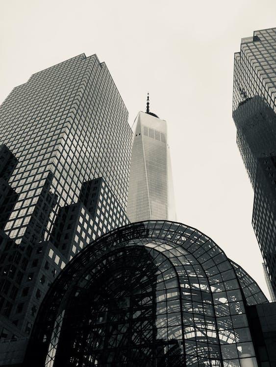 Empire State Building, αντανάκλαση, αρχιτεκτονική