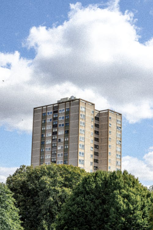 Free stock photo of apartment building, block, building, city