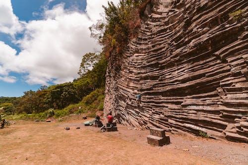Безкоштовне стокове фото на тему «блакитне небо, геологічна формація, Геологія, гора»