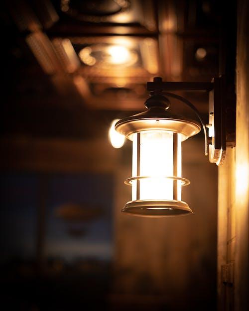 光, 溫暖, 燈籠, 發亮 的 免费素材照片