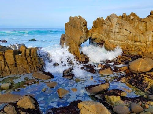 海浪 的 免費圖庫相片