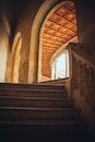 stufen, gebäude, architektur