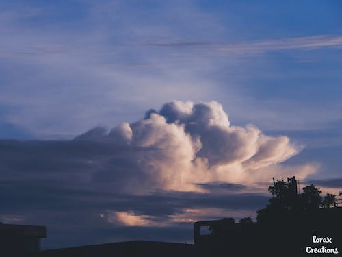 Free stock photo of clouds, high sky, moody, sky