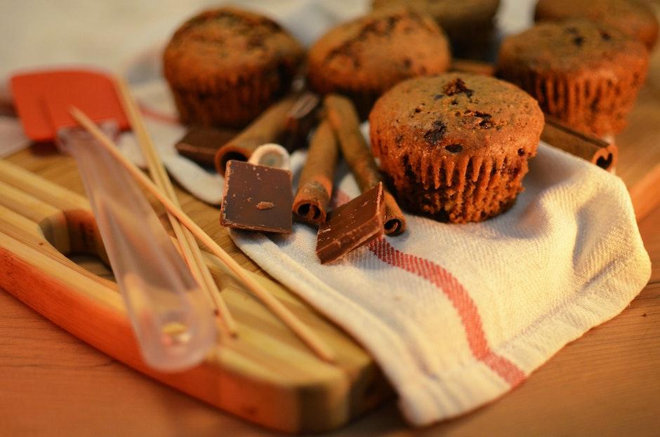 brownies, chocolate, christmas