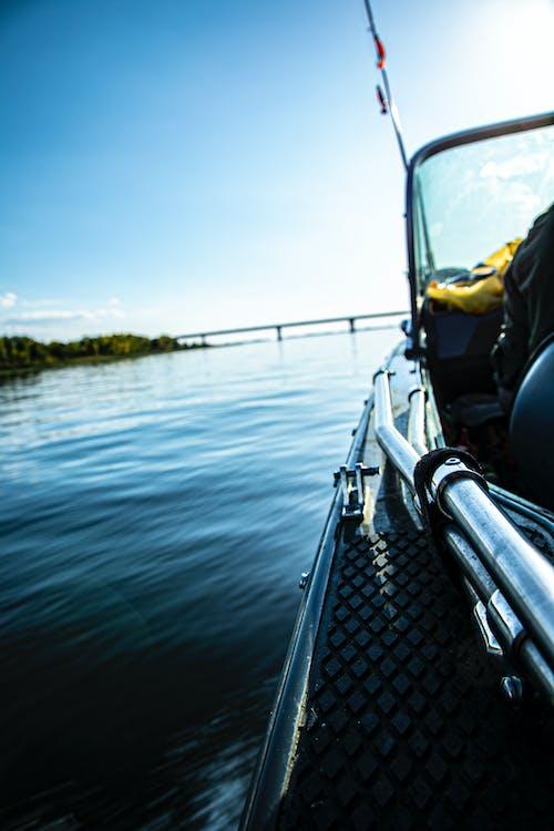 Darmowe zdjęcie z galerii z łódź, prędkość