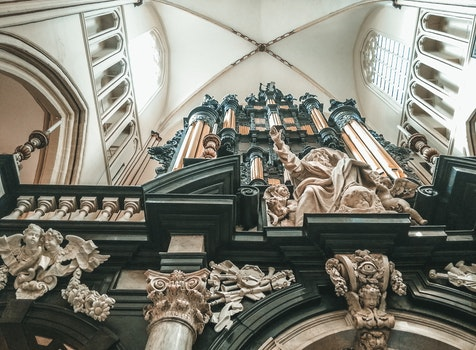 Free stock photo of art, building, architecture, church