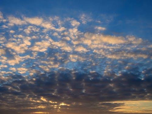 Gratis arkivbilde med bakgrunn, fargerik, himmel, lett