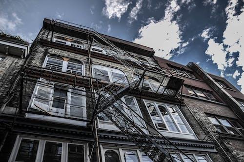 Free stock photo of architecture, brick, building, facade