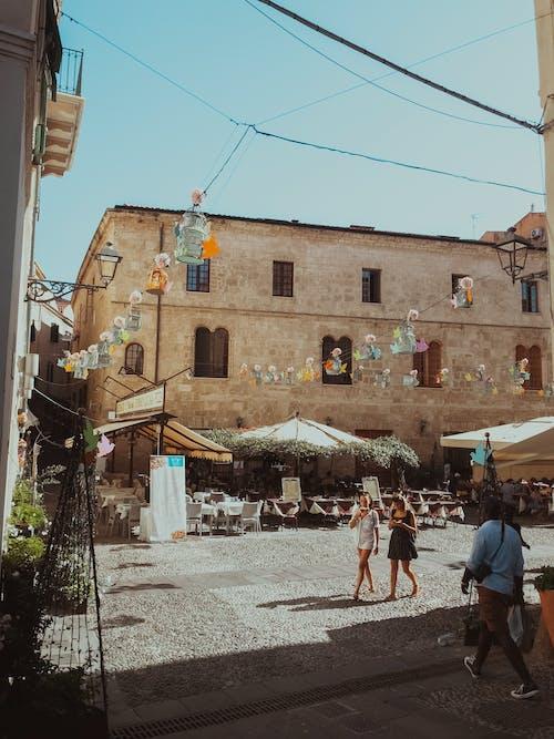 イタリア, クラシック, サルデーニャ, シティの無料の写真素材