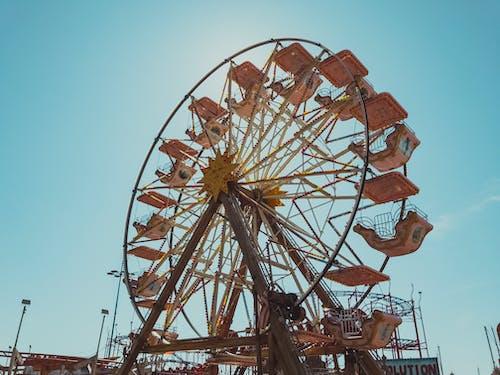 Gratis lagerfoto af himmel, hjul, karneval, karrusel