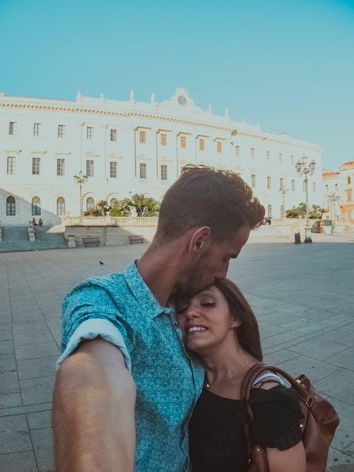 Darmowe zdjęcie z galerii z architektura, biały, budynek, całowanie