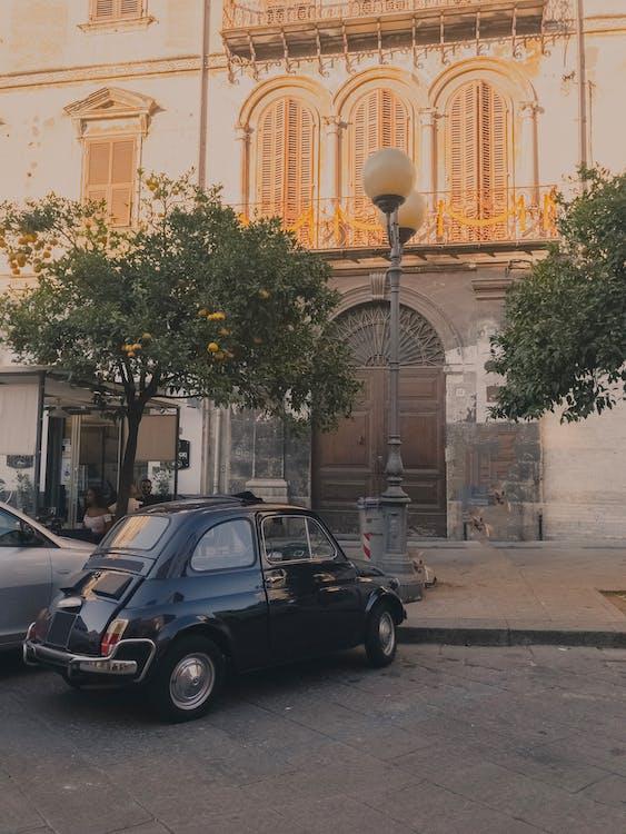 sardegna, автомобиль, архитектура