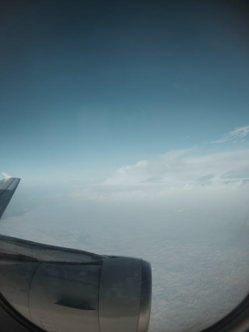 Gratis stockfoto met achtergrond, altitude, antenne, atmosfeer