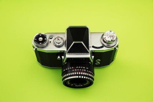 Ilmainen kuvapankkikuva tunnisteilla chrome, kamera, kameran linssi, keskittyminen
