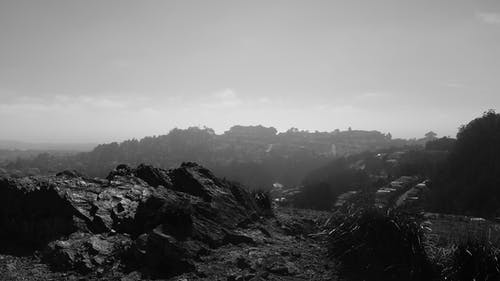 Photos gratuites de cailloux, colline, collines, point de vue