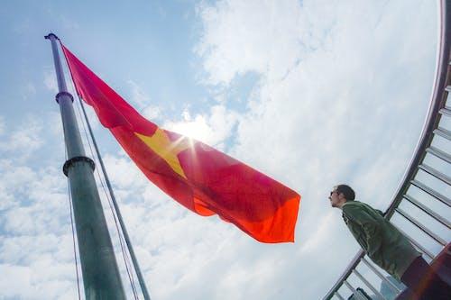 Безкоштовне стокове фото на тему «hagiang, В'єтнам, прапор»