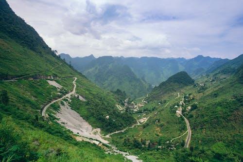 hagiang, 山, 旅行, 樹 的 免費圖庫相片