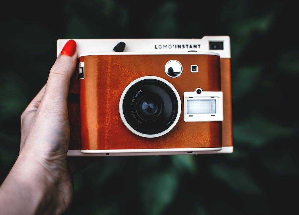càmera, càmera instantània, clàssic