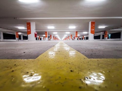 Free stock photo of business, carpark, commerce, concrete