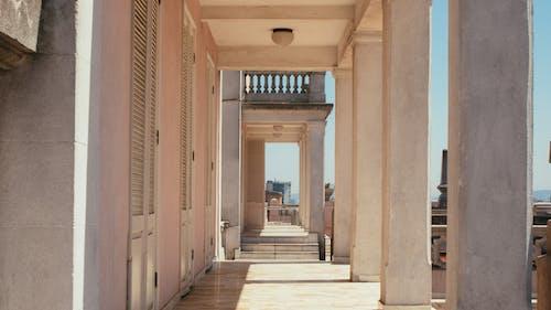 Fotos de stock gratuitas de arquitectura, columnas, diseño, edificio