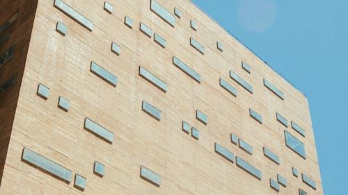 Ảnh lưu trữ miễn phí về chung cư, góc chụp thấp, hình học, kiến trúc