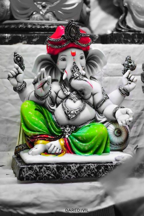 Immagine gratuita di affetto, fede, ganesha, saggezza
