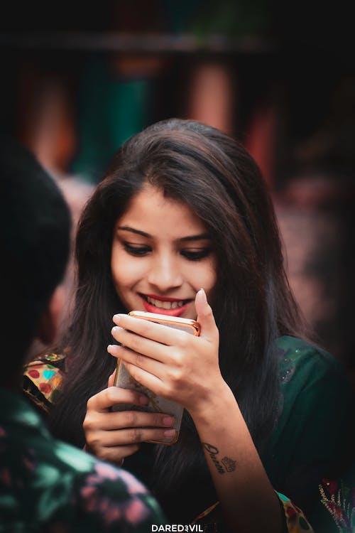 Immagine gratuita di #mobilechallenge, #modelli, #signora, 35mm