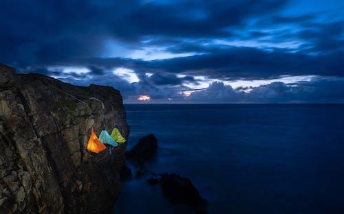 rockyscape, 侵蝕, 和平的, 地平線 的 免费素材照片