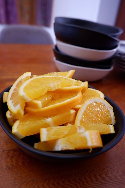 Ingyenes stockfotó citrusfélék, gyümölcstál, narancsok témában