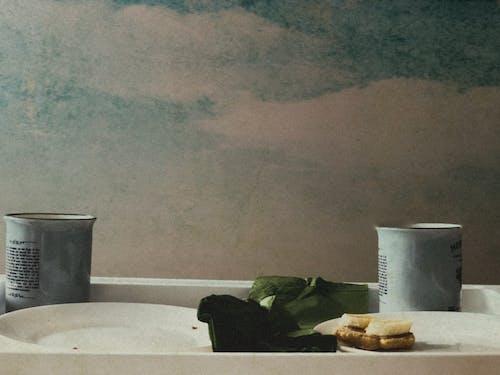 Kostnadsfri bild av behållare, bröd, hus, kaffe