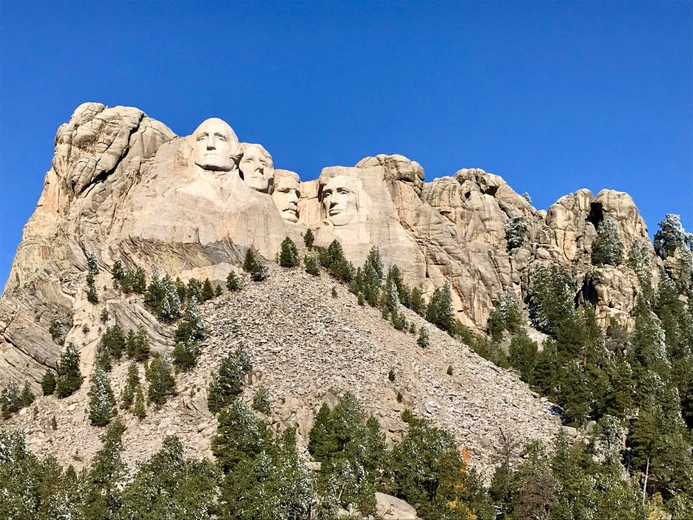 What Do We Do About Mount Rushmore?