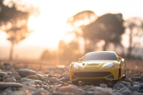 Free stock photo of ain tindamine, ali meddah, Beautiful sunset, cars
