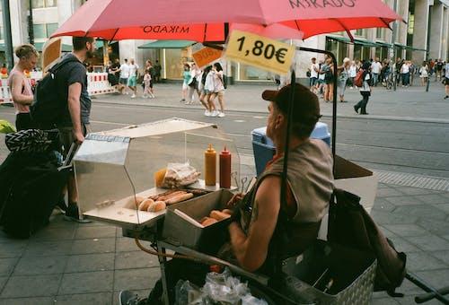 Kostenloses Stock Foto zu business, erwachsener, essen, gruppe
