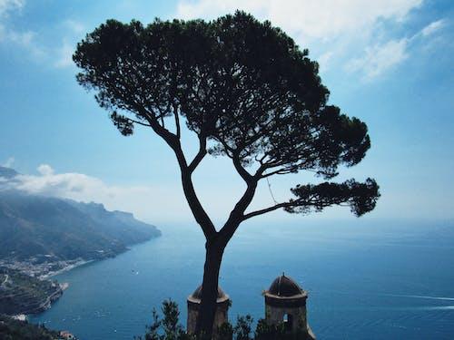 Бесплатное стоковое фото с амальфитанское, италия, итальянское побережье, океан