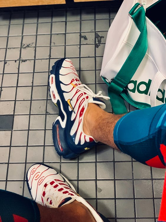 Gratis lagerfoto af luft maks, Nike, sneakers