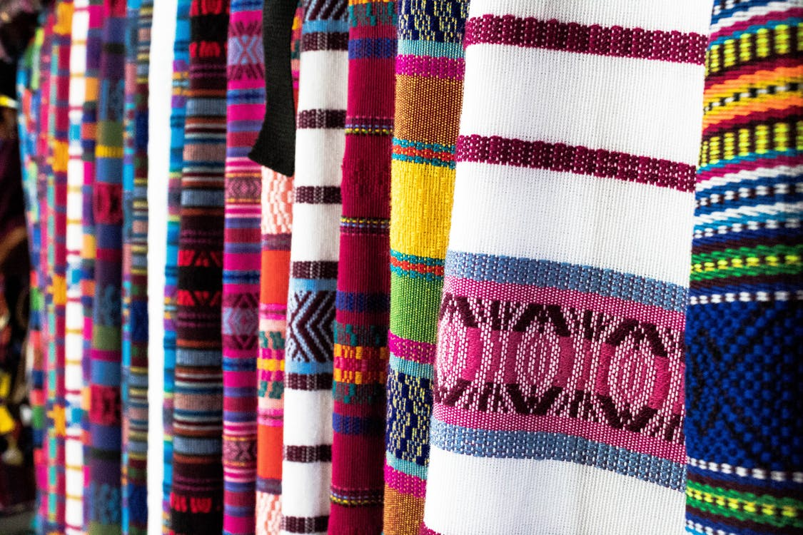 Close-Up Photo of Assorted Textiles
