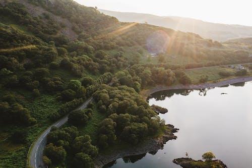 Безкоштовне стокове фото на тему «відображення, вода, вродлива, гора»