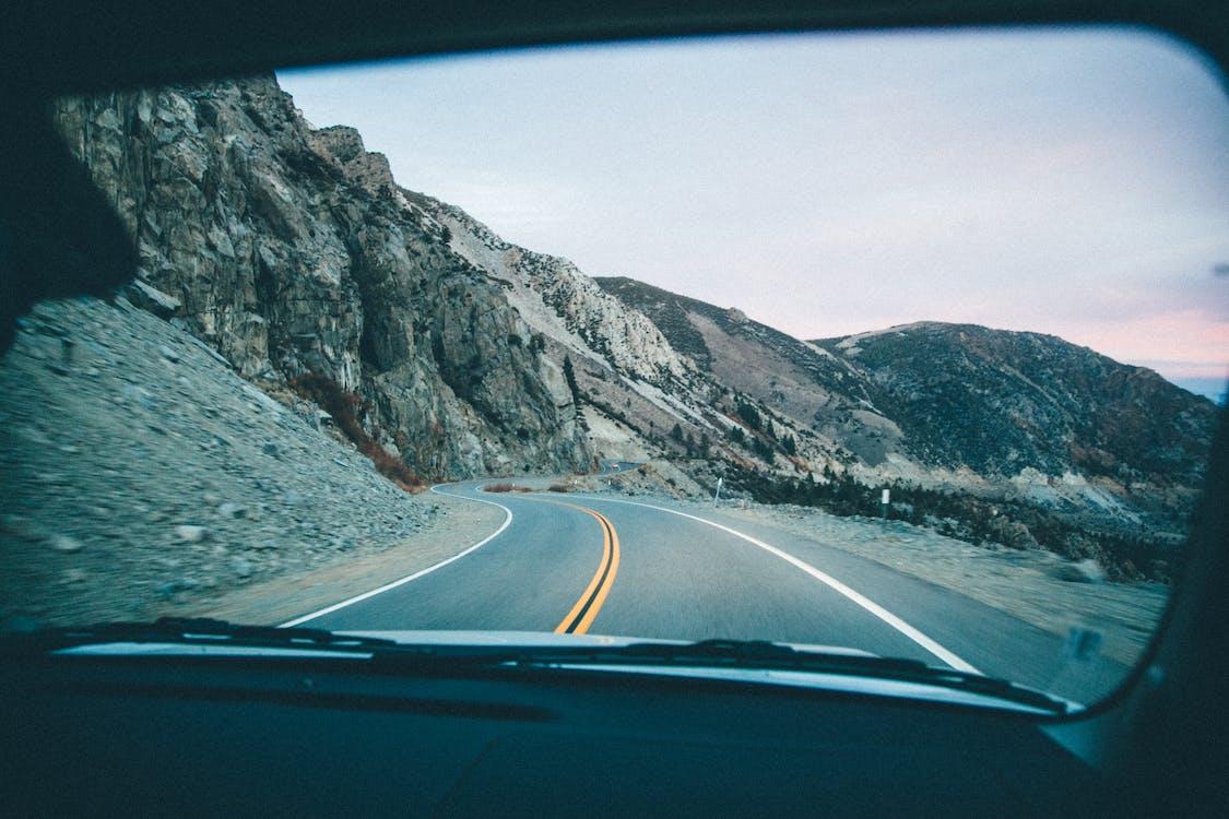άσφαλτος, αυτοκίνηση, αυτοκίνητο