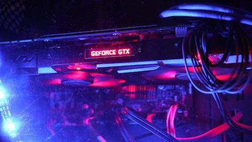 gtx, 기술, 색깔, 컴퓨터의 무료 스톡 사진