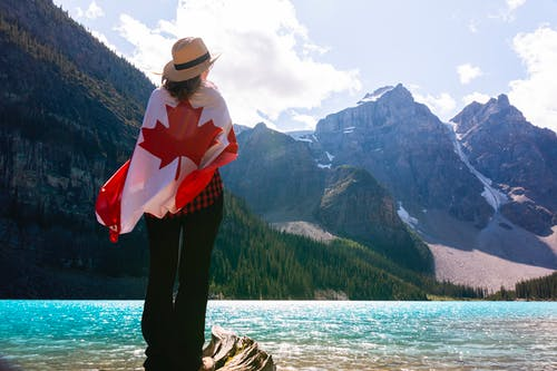 Foto d'estoc gratuïta de a l'aire lliure, aigua, Alberta, aventura
