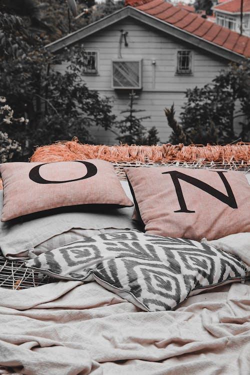 Foto stok gratis bantal, bantalan, beristirahat, Desain