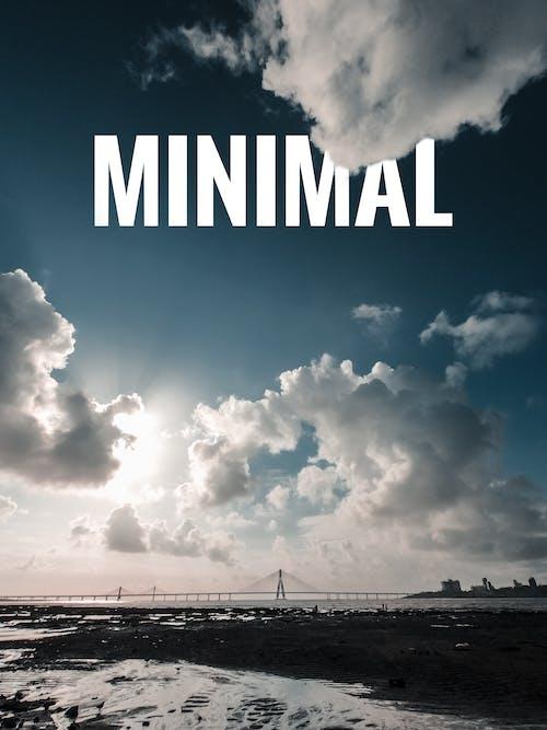 Minimal Text Overlay