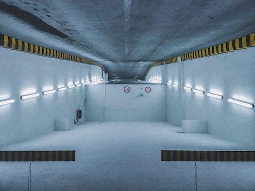 コンクリート, トンネル, 倒立, 地下の無料の写真素材