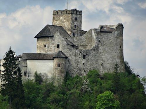 Základová fotografie zdarma na téma muzeum, starý hrad