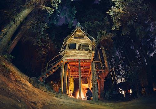 Fotobanka sbezplatnými fotkami na tému architektúra, budova, cabana, cestovať